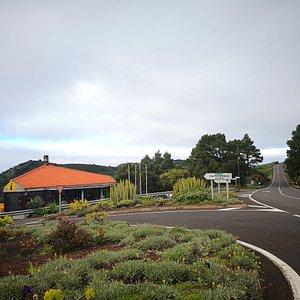 CIT Tedote La Palma - Oficina de Informacion Turistica de Llano Negro