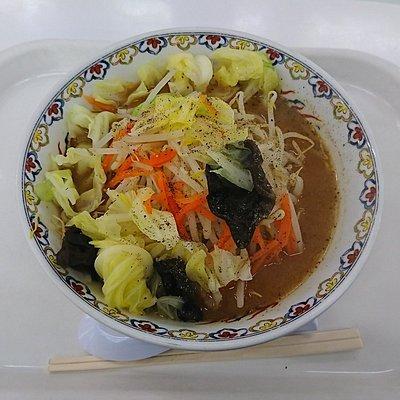 味噌野菜ラーメン