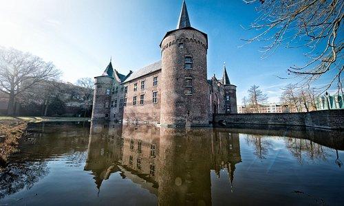 Het kasteel van Helmond, een erg leuke activiteit!