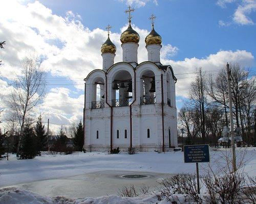 Церковь Усекновения Главы Иоанна Предтечи с колокольней