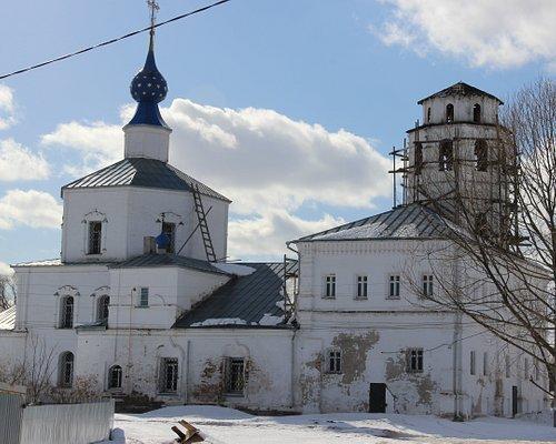 Храм иконы Божией Матери Смоленская