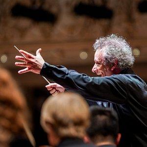 Louis Langrée, CSO Music Director