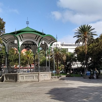 THe Bandstand in the square
