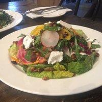 Quince Salad