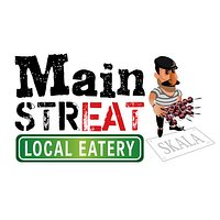 Welcome to Main Streat! Nobody beats streat's meat!