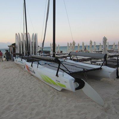 Hobie Getaway catamarans