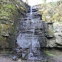Waterfall swallet