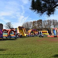 South West's Inflatable Theme Park