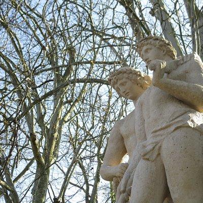 Les statues du Parc de Sceaux