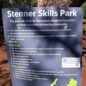 Stenner Street Bike Park