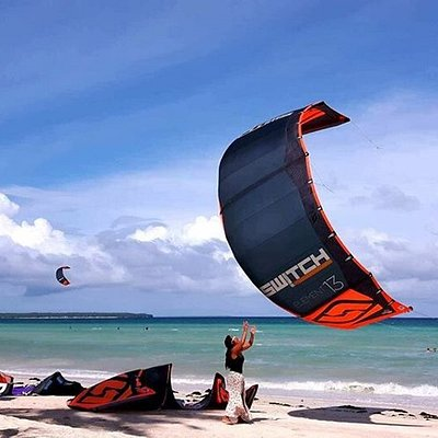 Join us for some great kiting in beautiful warm shallow water