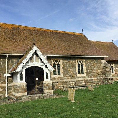 St Wilfred's Church Thornton