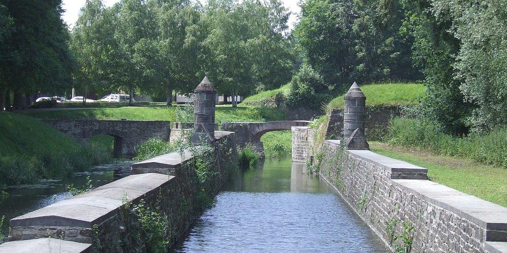 Les doubles dames du batardeau de Condé-sur-l'Escaut... une ville synonyme de nature et de respect de la biodiversité