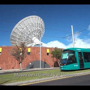 Edificio del Museo de la Ciencia y el Cosmos