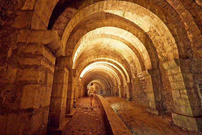 Galerie souterraine