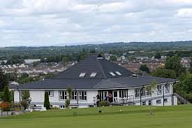 Clubhouse at Co. Longford Golf Club