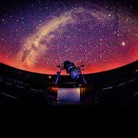Planetarium Star Theater in action