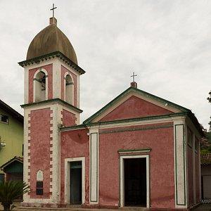 Vista geral da igreja.