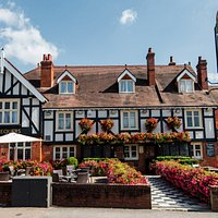 The Chequers- a village pub welcoming on all occasions