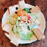 salada lunch