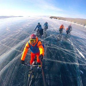 Baikal Ice Adventure Tour 2019