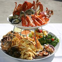 Almighty Giant Seafood Platter