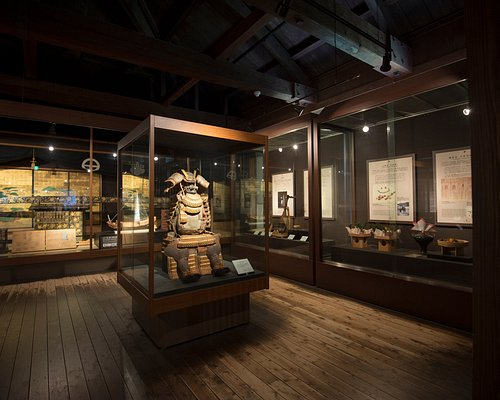 Shoko Shuseikan Museum Interior