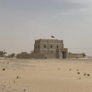Al A'ankah Fort