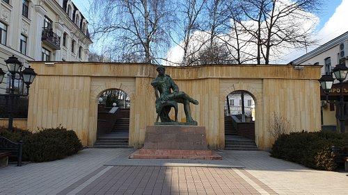 Ставрополь. Памятник А.С.Пушкину