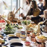 Ook voor buffetten en feesten kun je bij ons terecht!