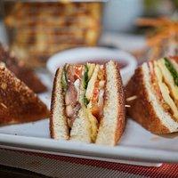 Dala Palace sandwich