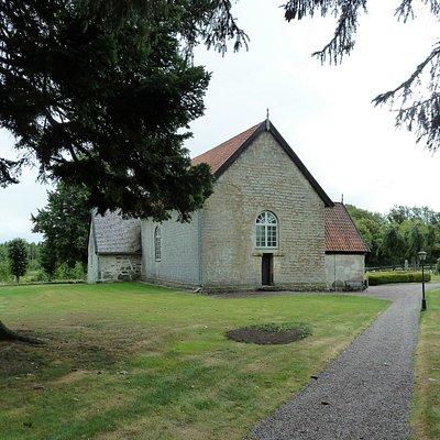 Skalunda kyrka i Skalunda