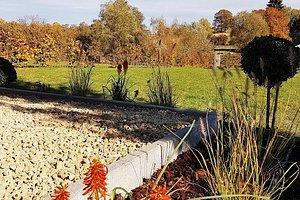 Jardin au cœur de l'Ardenne