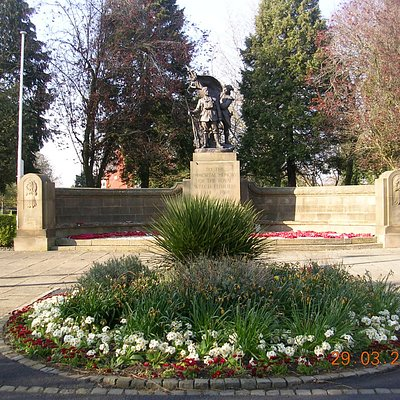 Royal Welch Fusiliers War Memorial Garden (Wrexham)