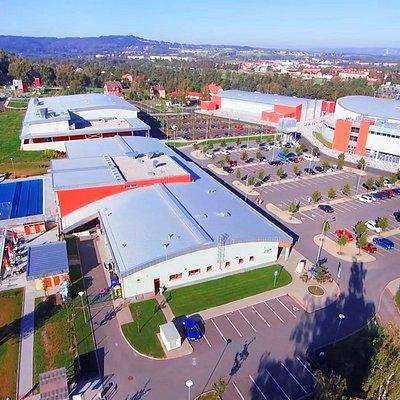 KV Arena komplexní sportovní areál