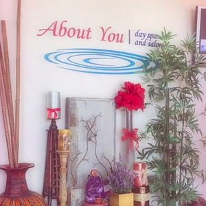Entrance to About You -Thanks again