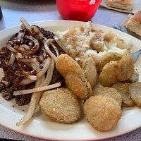Good Southern Comfort Food!