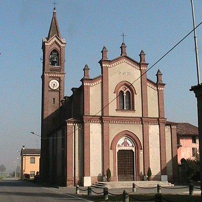 chiesa san Giorgio Pudiano