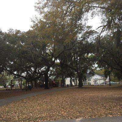 Naval Heritage Park