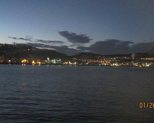 Approaching Harstad