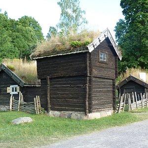 Grännabergets Friluftsmuseum på Grännaberget i Gränna