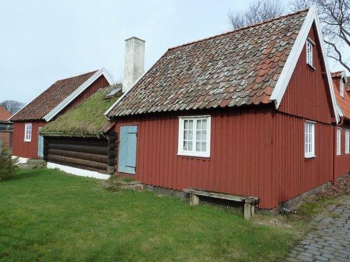 Bexellska stugan i Varberg