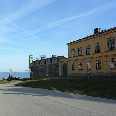 Bastion Aurora i Karlskrona