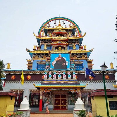 Tibetan Monastery / Golden Temple Coorg
