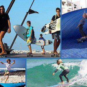 SURF SKATE Y MUCHO MÁS PARA TUS HIJOS Y PARA TU FAMILIA