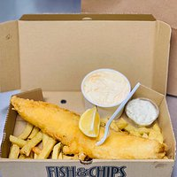 Our award-winning Fish & Chips!
