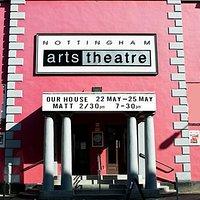 Nottingham Arts Theatre Front Entrance