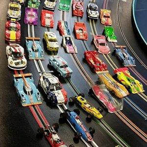 SCR Cars.