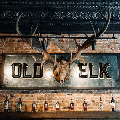 Pre Historic Elk Antlers