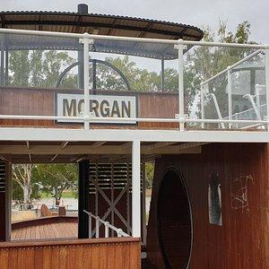 "Morgan Rail to River Adventure Park ""Morgan"""